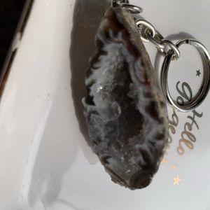 Accessories - Geode Keychain